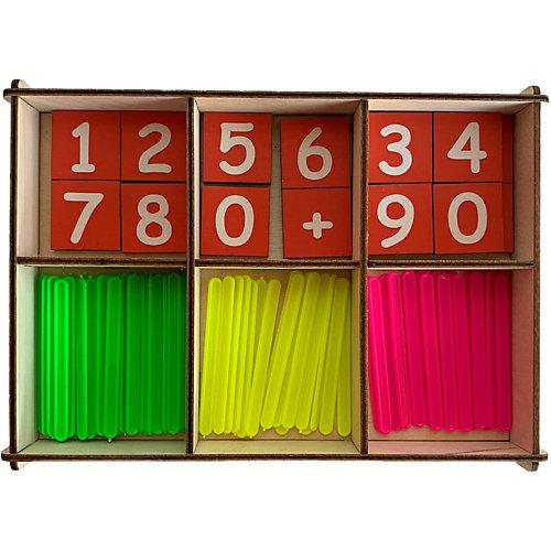 Игровой набор Paremo Весёлый счёт