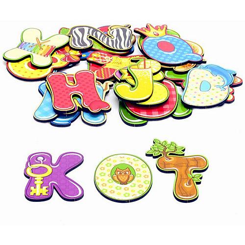 Игровой набор Paremo Магнитный английский алфавит от PAREMO