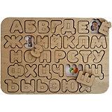 Рамка-вкладыш Paremo Алфавит с гравировкой