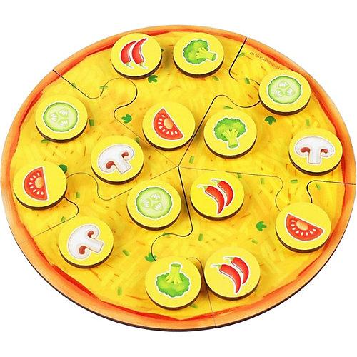 Игровой набор Paremo Собери вегетарианскую пиццу, 20 элементов