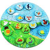 Игровой набор Paremo Среда обитания, 20 элементов