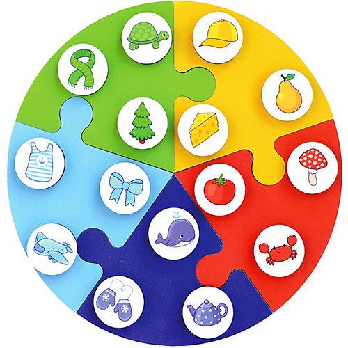 Игровой набор Paremo Найди цвета, 20 элементов от PAREMO