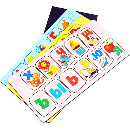 """Рамка-вкладыши Paremo """"Алфавит"""" Буквы и звуки"""