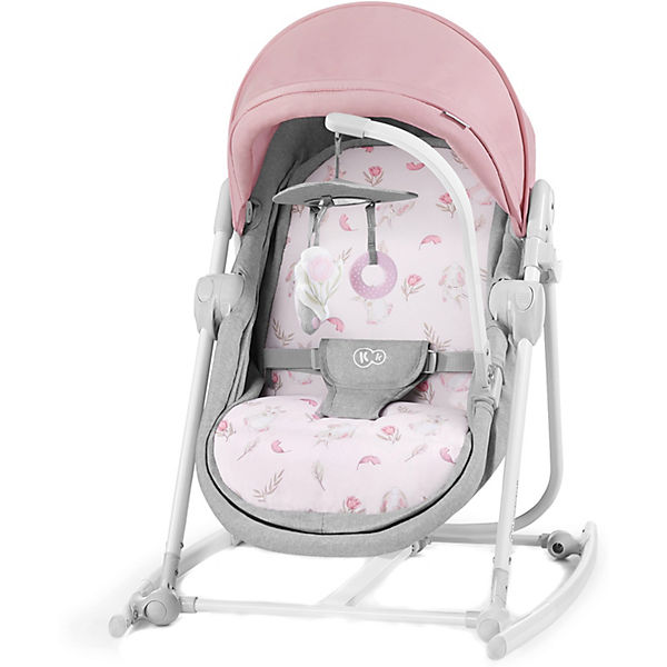 Babywippe Unimo 2020, 5in1, rosa