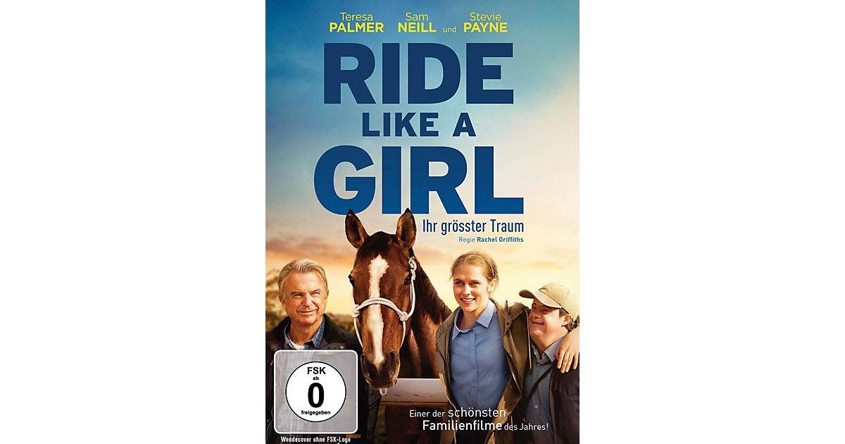 DVD Ride Like A Girl Hörbuch