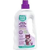 Антибактериальное средство Papa Care для мытья поверхностей в детской, 1 л