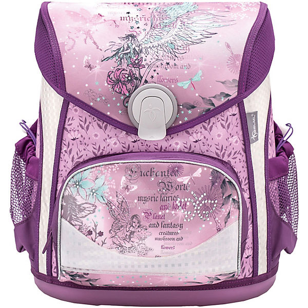 Schulranzenset Cool Bag Magical World, 4-tlg.