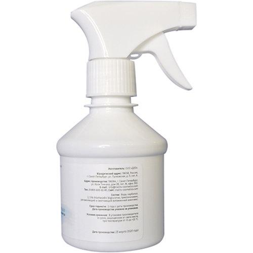 Антибактериальный защитный спрей для рук и тела Meinv, 200 мл