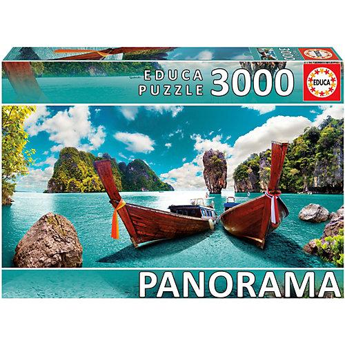 Пазл Educa Пхукет-панорама, 3000 элементов от Educa