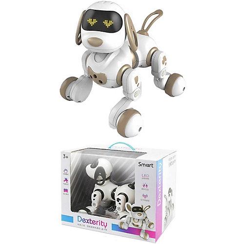 Радиоуправляемая собака-робот Smart Robot dog, свет/звук от Wow Stuff