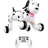 Радиоуправляемая собака-робот HappyCow Smart Dog, свет/звук