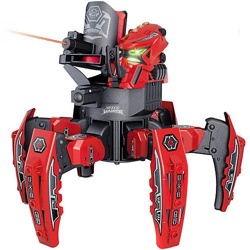 Радиоуправляемый Робот-паук Wow Stuff, свет/звук от Wow Stuff