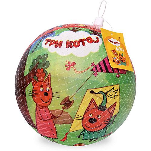 Мяч ЯиГрушка «Три кота», 23 см от ЯиГрушка