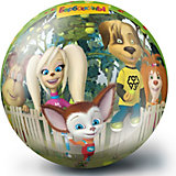 Мяч ЯиГрушка «Барбоскины», 23 см