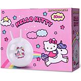 Мяч - попрыгун ЯиГрушка Hello Kitty