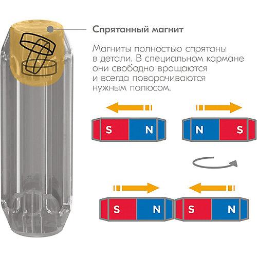 Магнитный конструктор Stick-O Basic 20 Set, 901002 от Stick-O
