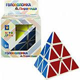 Головоломка 1Toy Пирамидка, 8 см