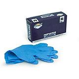 Перчатки нитриловые неопудренные M 100 шт.
