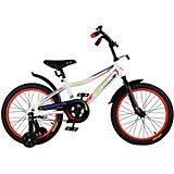 """Двухколёсный велосипед City-Ride Spark 18"""""""