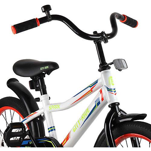 """Двухколёсный велосипед City-Ride Spark 18"""" от City-Ride"""