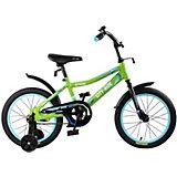 """Двухколёсный велосипед City-Ride Spark 16"""""""