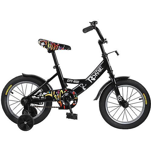 """Двухколёсный велосипед City-Ride Roadie 14"""" от City-Ride"""