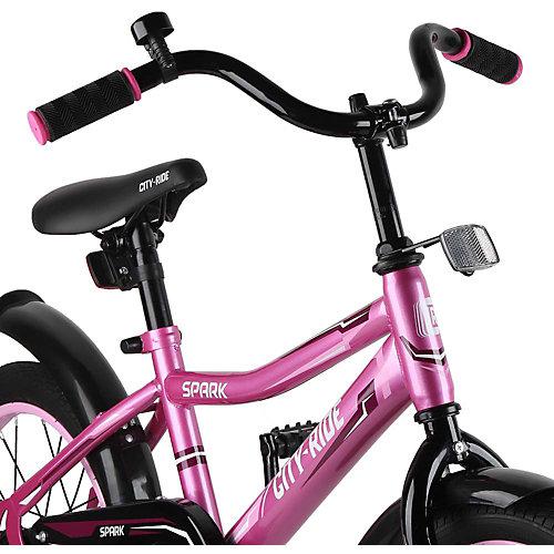 """Двухколёсный велосипед City-Ride Spark 16"""" от City-Ride"""