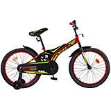 """Двухколёсный велосипед City-Ride Flash 20"""""""