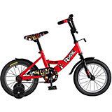"""Двухколёсный велосипед City-Ride Roadie 14"""""""