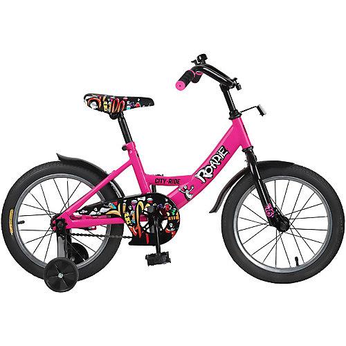 """Двухколёсный велосипед City-Ride Roadie 16"""" от City-Ride"""