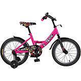 """Двухколёсный велосипед City-Ride Roadie 16"""""""