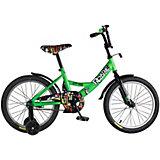 """Двухколёсный велосипед City-Ride Roadie 18"""""""