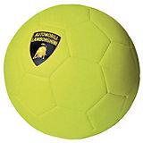 Футбольный мяч Lamborghini 22 см, размер 5