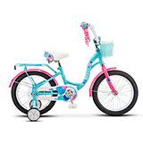 Детский велосипед Stels Jolly 16 (V010) мятный