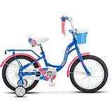 Детский велосипед Stels Jolly 16 (V010) синий