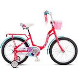Детский велосипед Stels Jolly 18 (V010) розовый