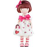 """Кукла Paola Reina Горджусс """"Маленькое сердце"""", 32 см"""