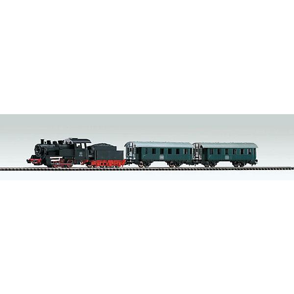 PIKO Spur Spur Spur H0 Start-Set Personenzug mit Dampflok, PIKO b9f478
