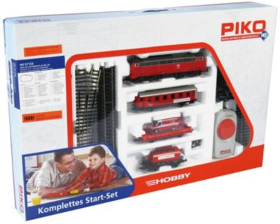 PIKO Spur H0 Start-Set Feuerwehr