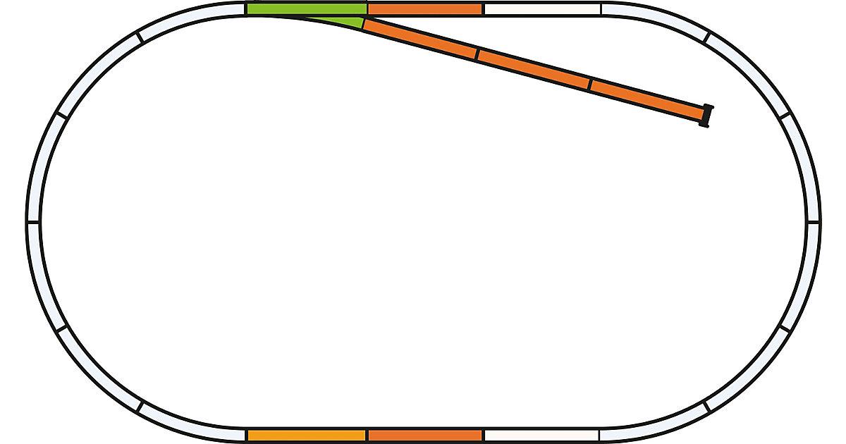PIKO Spur H0 Gleiserweiterung Set: B