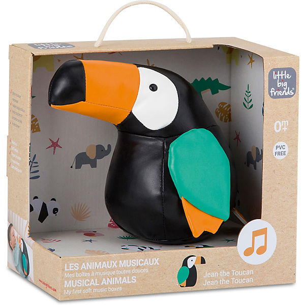 The Musicals Animals - Jean the Toucan