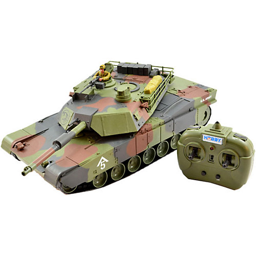 Радиоуправляемый танк Hobby Engine, 1:20 от Hobby Engine