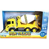 Грузовик Fun Toy Бетономешалка, 1:16