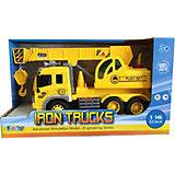 Грузовик Fun Toy с краном, 1:16