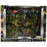 Набор солдатиков Fun Toy, 6 шт