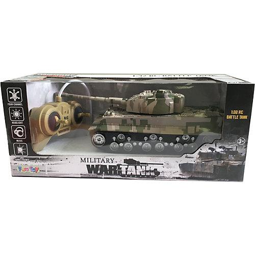 Радиоуправляемый танк Fun Toy от Fun Toy