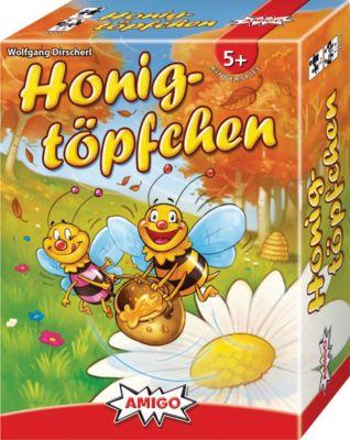 Honigtöpfchen - kooperatives Kinderspiel