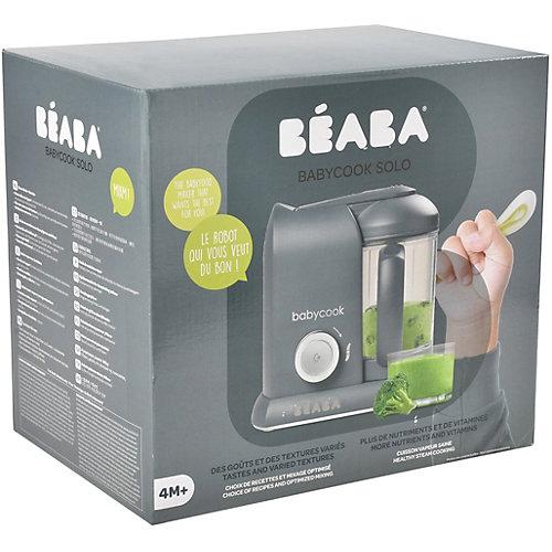 Блендер-пароварка Beaba Babycook Dark Grey