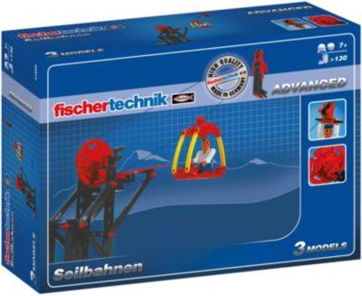 Fischertechnik BASIC ´´Seilbahnen´´ - Baukasten