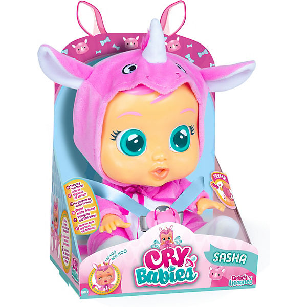 CryBabies Sasha, IMC Toys nuqPnZ